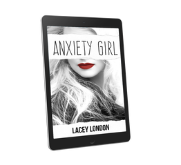 Anxiety Girl series by Lacey London
